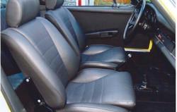 1971 911 Targa yellow 2