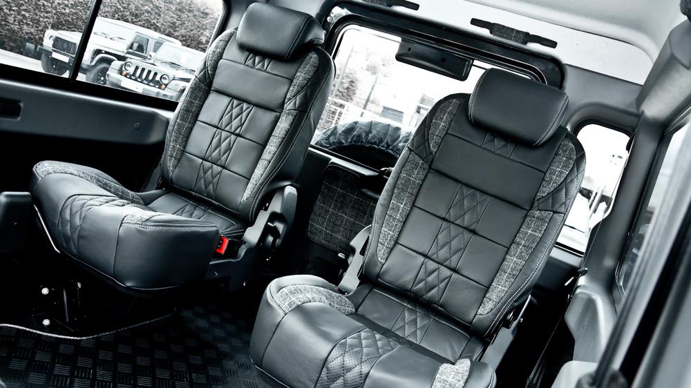 KHAN Design Seats