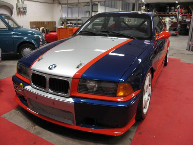 E36M RACECAR