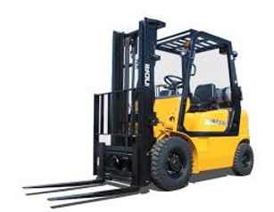 training on lifting equipment in polish, polish forklift instructor