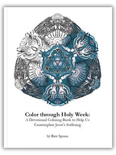 Devotional / Coloring Book