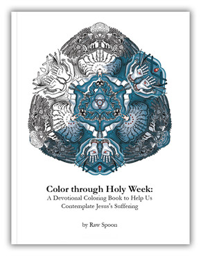 Color through Holy Week