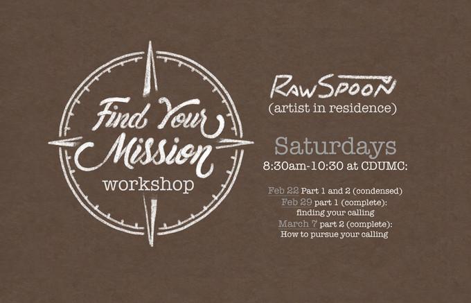 CDUMC RawSpoon MissionFinding workshop.j