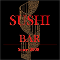 Logo sushi bar crée par Manon Abihssira