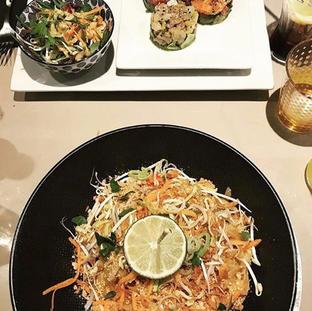 Pad thaï poulet, Trio de tartares