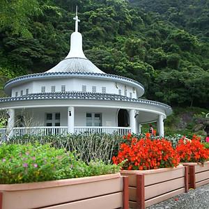 聖母山莊朝聖
