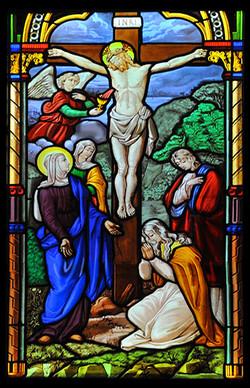 ⅩⅣ.耶穌被釘死在十字架上