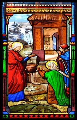 Ⅳ.聖母拜訪表姐依撒伯爾