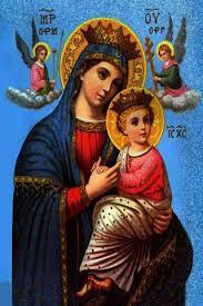 來自克萊爾沃的聖伯納德關於聖母的榮耀的講道