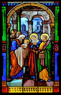 Ⅵ.聖母將耶穌獻給天主
