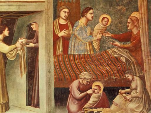 聖母瑪利亞的誕生