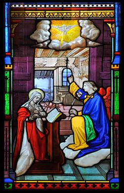 Ⅲ.天使向瑪利亞報喜