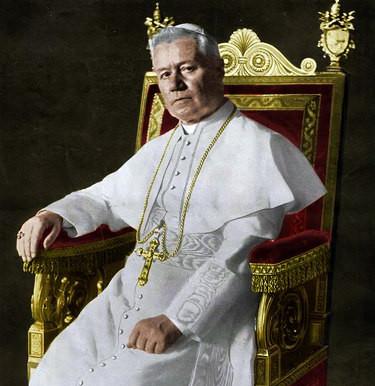 教宗聖庇護十世