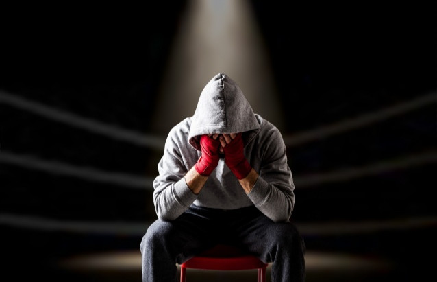 為生活困苦的人祈禱..