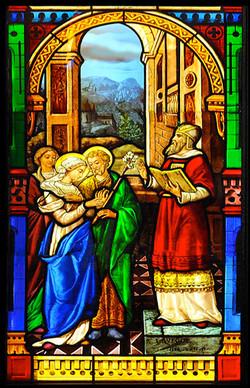 Ⅱ.聖若瑟和瑪利亞訂終身