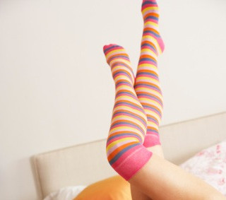 Period Kit Comfy Socks