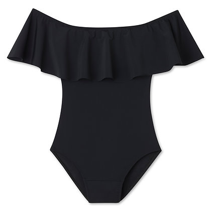 black one piece period swimsuits