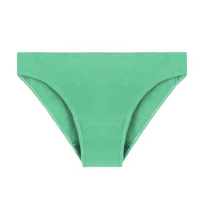 Period Underwear Bikini | Seafoam