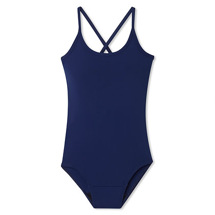 One Piece Swim Classic Blue Waters (front)