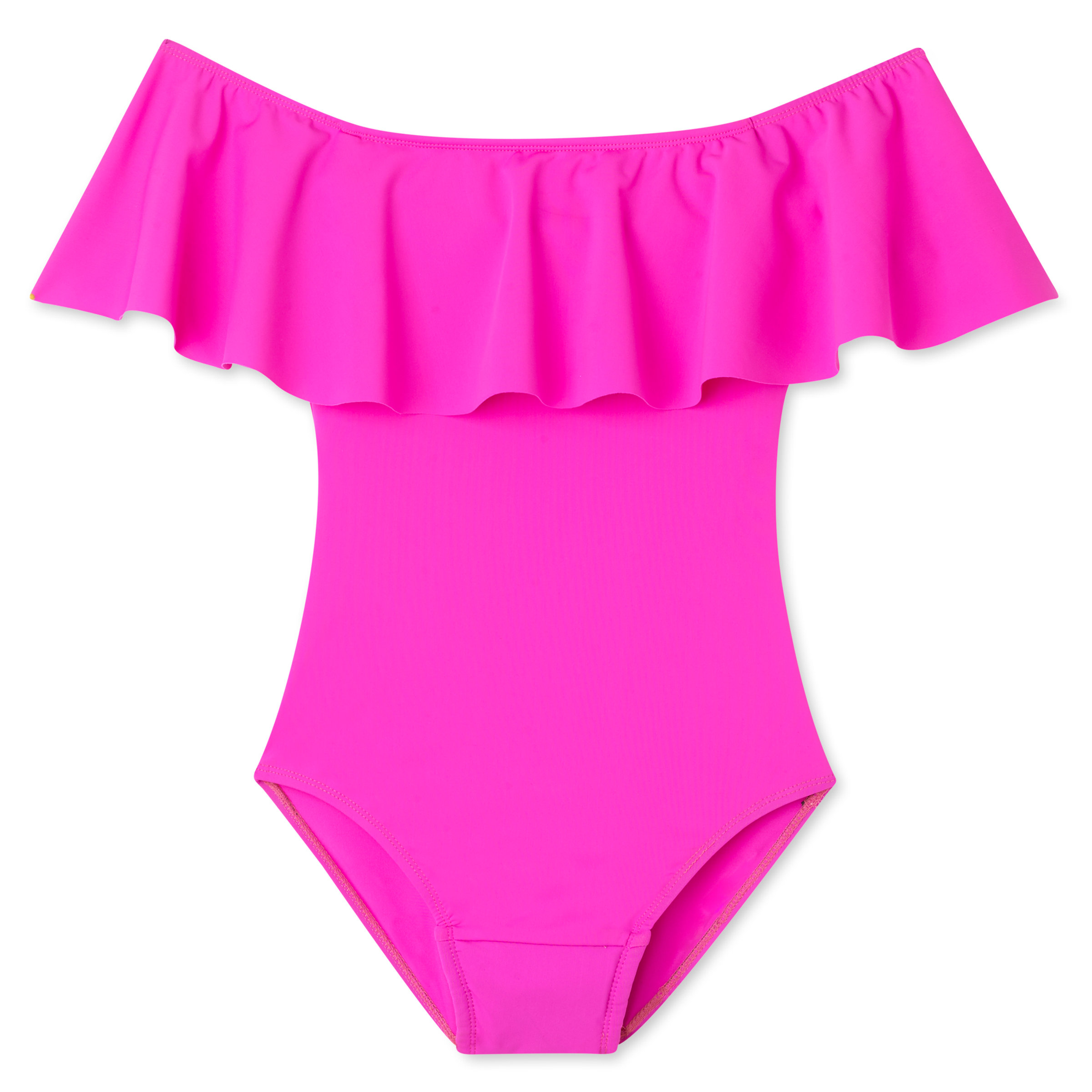 The Period Swimwear Off the Shoulder | French Riviera travel product recommended by Megan Zuckerman on Pretty Progressive.