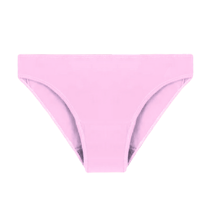 Period Underwear Bikini | Rose Quartz | Plus Size Collection