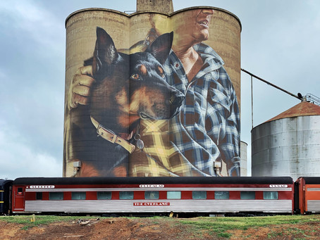 The Silo Art Trail Boosting Tourism in the Wimmera Mallee Region
