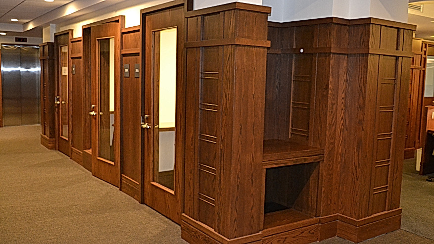 Harvard Langdell Library