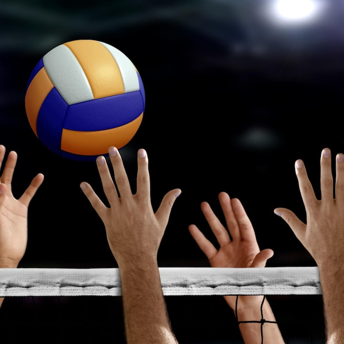Grade 7 Volleyball