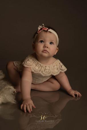 Séance photo anniversaire bébé Belgique