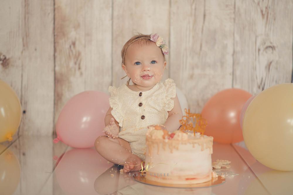 Photographe bébé anniversaire Belgique
