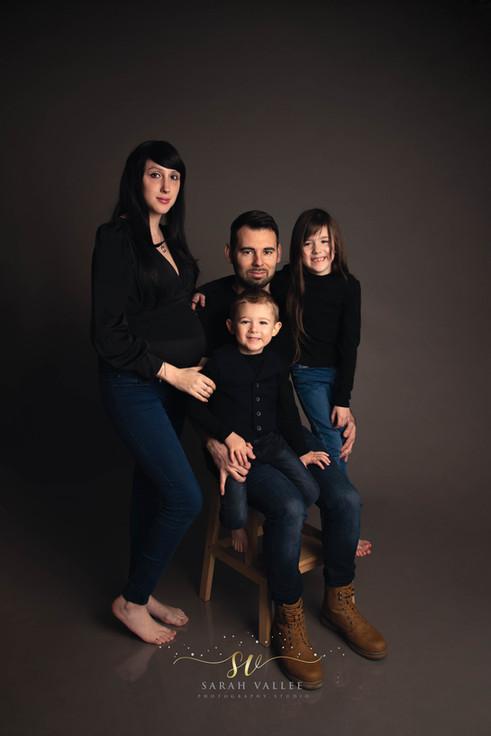 portrait de famille photographe belgique
