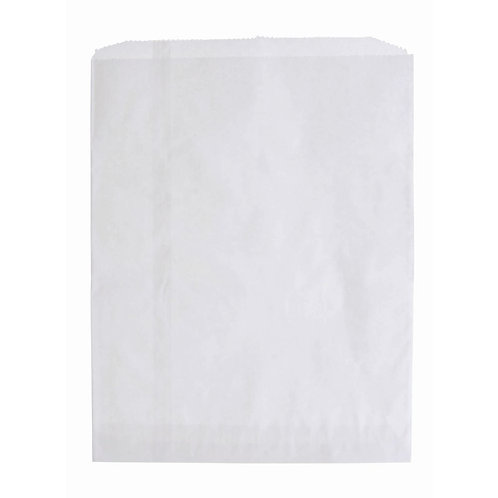 Long White Bags