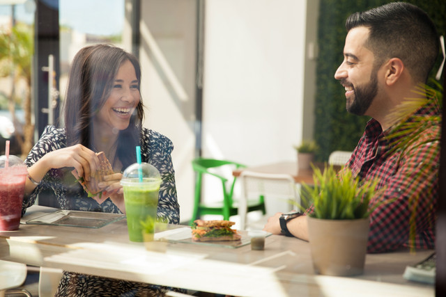 Juice Bars & Cafes