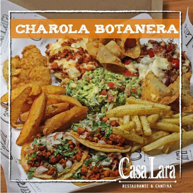 Charola Botanera