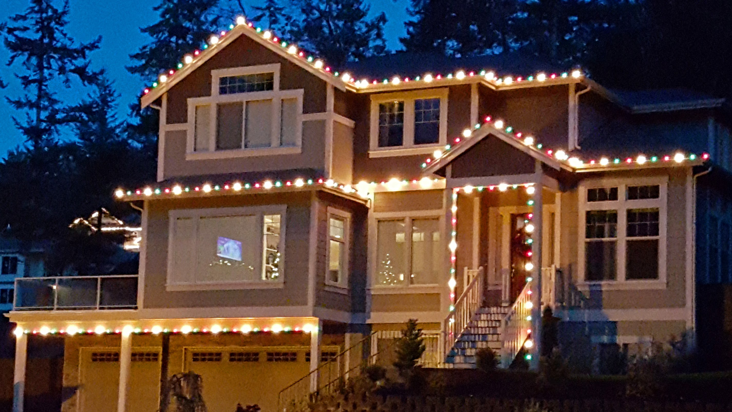 Fort Collins Christmas Lights Professional Installation Service Green Mountain Painting Christmas Li