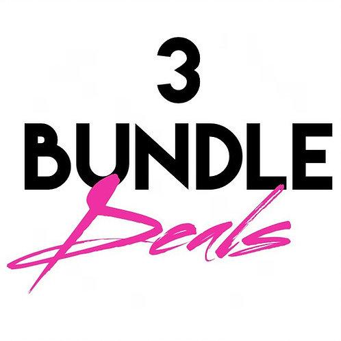 Bundle Deals - Virgin Unprocessed Wavy Hair