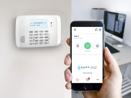 App Celular para sistemas de alarma, nueva solución de monitoreo práctico.