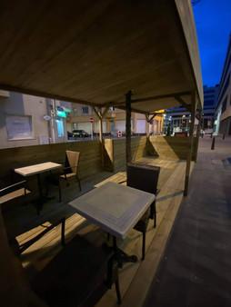 Extension de terrasse sur-mesure