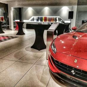 Evenement Ferrari Luxembourg