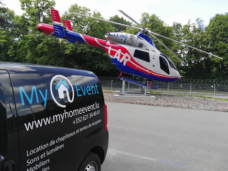 Event pour Luxembourg Air Rescue