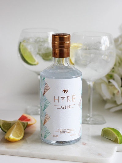 Hyke Gin Content
