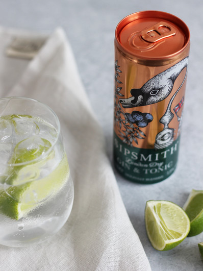 Sipsmith G&T Content Creation