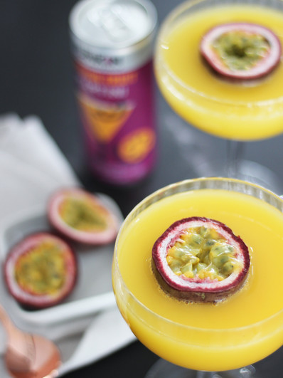 Funkin Pornstar Martini Cocktail Creation