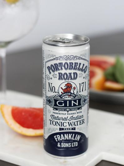 Portobello Road Gin Content