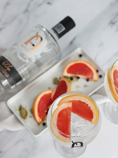 Anno G&T Flat Lay - Credit Jess Loughrey