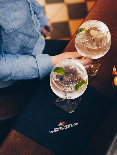 Martin Miller's Gin Cocktail Content