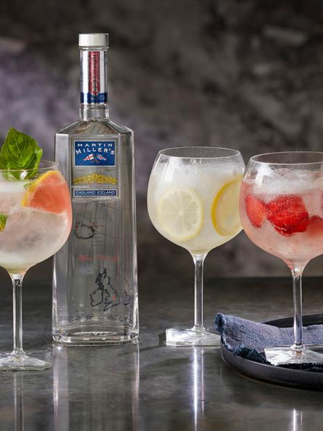 Martin Miller's Gin Group Shot