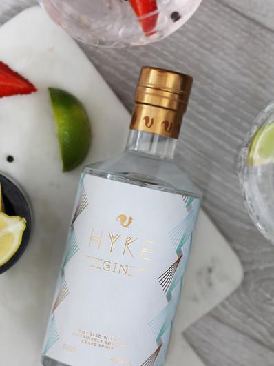 Hyke Gin Content Creation