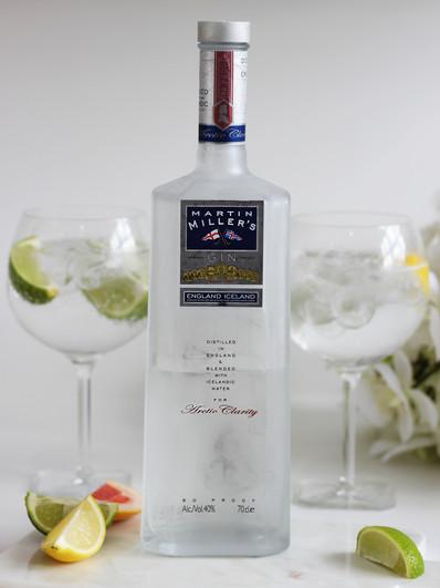 Martin Miller's Gin G&T Content Creation