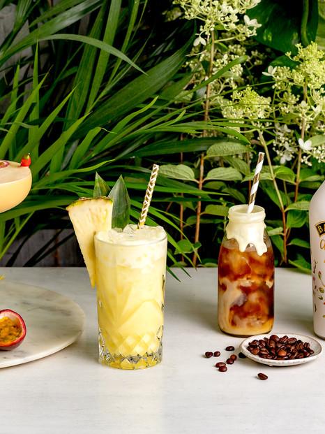 Baileys Almande Cocktails